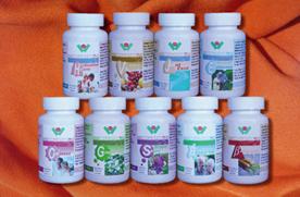 Vitamin E Soft Capsule