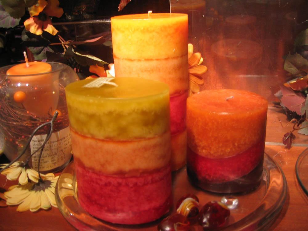 Fragrants Scented Candle (Душистых веществ Ароматические свечи)