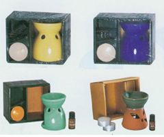 Fragrance Oil Burner Gift Set (Fragrance Oil Burner Gift Set)