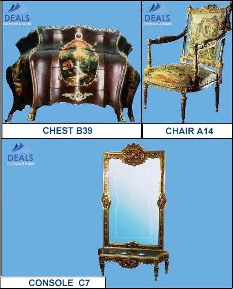 French Antique Furniture (Французский Антикварная мебель)