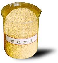 Granulated Lead Oxide / Litharge Granule (Гранулированного оксида свинца / глет гранула)