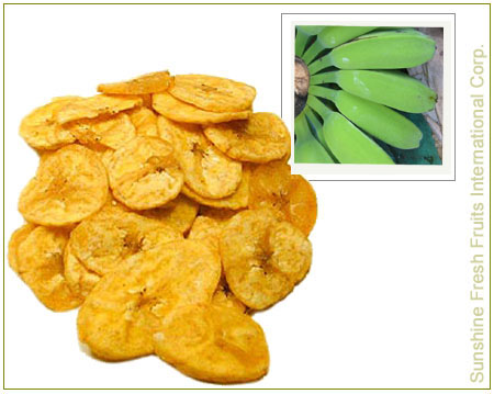 Sunshine Banana Chips