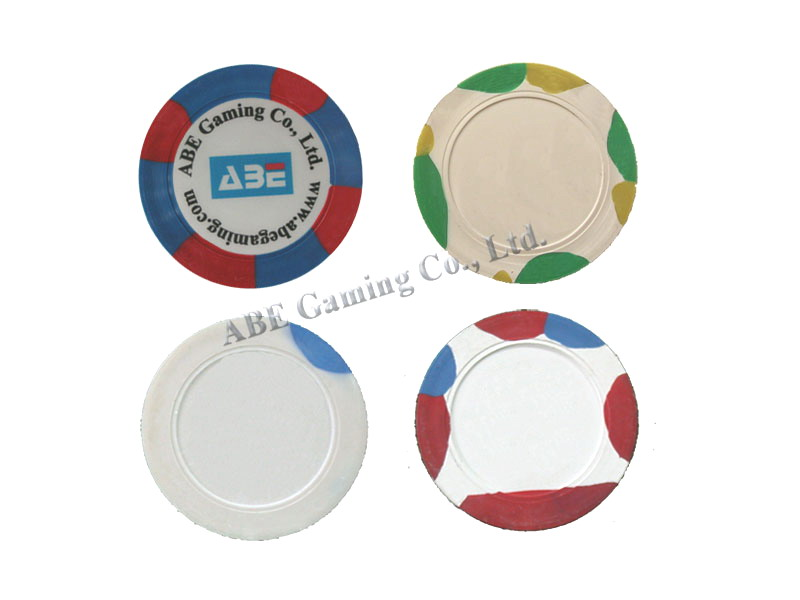New Casino Chips (No Metal Inserts) (Новое казино Chips (никаких металлических вставок))