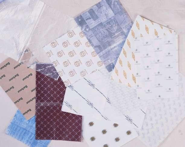 Tissue Paper / Non-woven Packaging Paper (Оберточной бумаги / Нетканые упаковки бумаги)