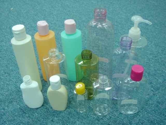 Plastic Bottle (Пластиковые бутылки)
