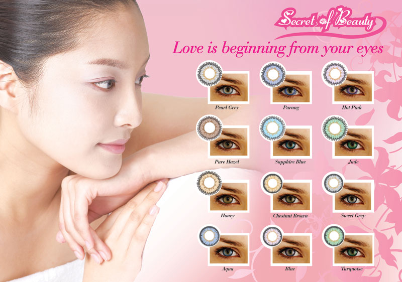 Fresh Look In Your Eyes With Color Contact Lens (Fresh Look In Your Eyes Mit Color Contact Lens)