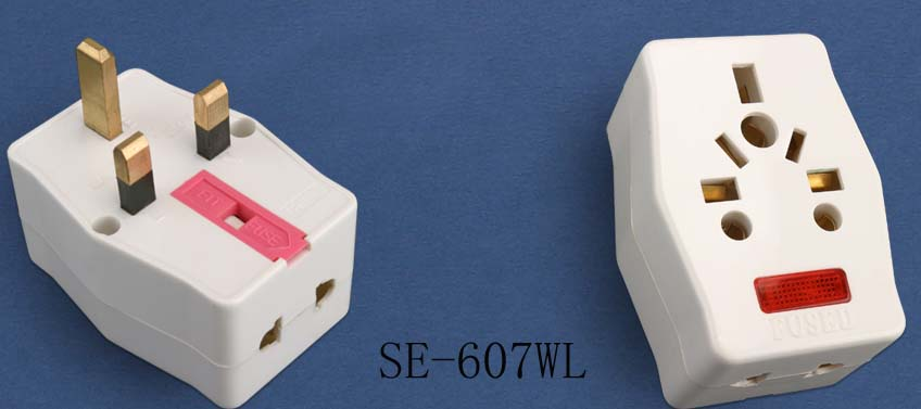 Wall Switch, Plug, Adaptor, Socket (Interrupteur mural, Plug, Adaptor, Socket)