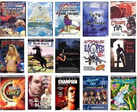 DVD Movies Wholesale-Region 1 Official Product (DVD-Filme Wholesale-Region 1 Amtsblatt Größe)