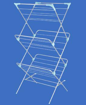 3 Tiers Foldable Airer (3 яруса Складной Airer)