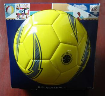 Promotional And Official Soccer Ball (Рекламная и Официальные футбольного мяча)