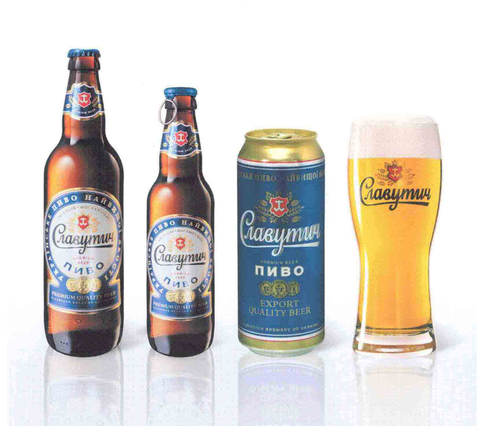 Ukrainian Beer (Украинское пиво)