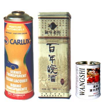 Tin Cans (Жестяных банок)