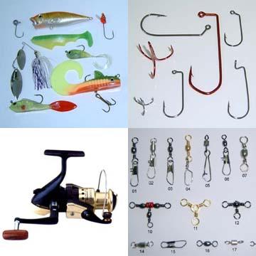 Рыболовные снасти.  Другие товары производителя.  Запрос в компанию.