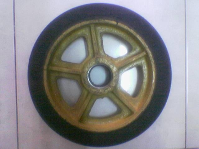Rubber Wheel (Резиновых колес)