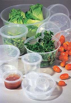 Microwavable Disposable PP Food Container (Микроволновой печи одноразовых пищевых контейнеров ПП)