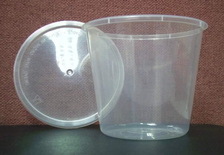 Disposable Food Container (Одноразовых пищевых контейнеров)