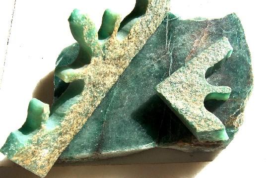 Green Aventurin Quartz (Зеленые Aventurin кварцевые)