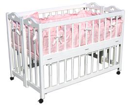 Baby Wooden Bed (Baby деревянная кровать)