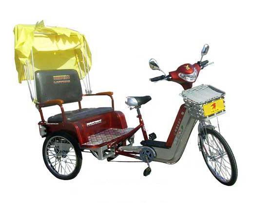 Rickshaw (Trike) (Рикша (мотодельтаплан))