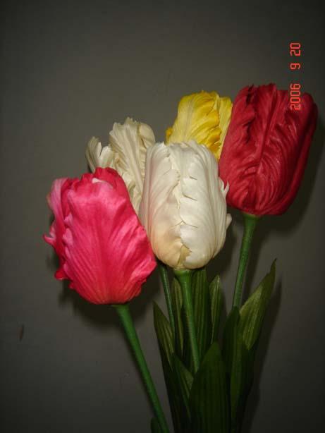 Artificial Single Flowers For Decorations (Fleurs artificielles uniques pour la décoration)
