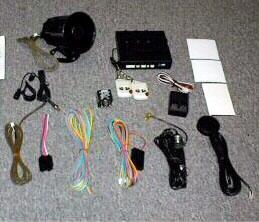 GSM 2 Ways Remote Car Alarm (GSM 2 способа удаленной Car Alarm)