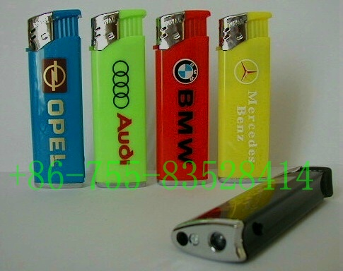 Electronic Gas Lighters (Электронные зажигалки)