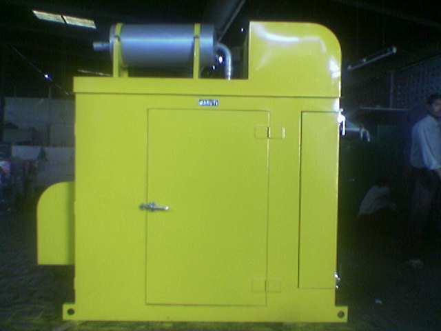 Diesel Generators (Diesel-Generatoren)