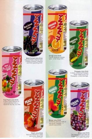 Yummy Fruit Juice (Вкусный Фруктовый сок)