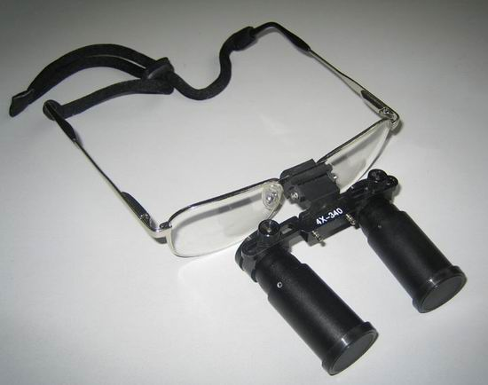 Magnifying loupes Chirurgie (Magnifying Loupes Surgery) c311a0f8a529