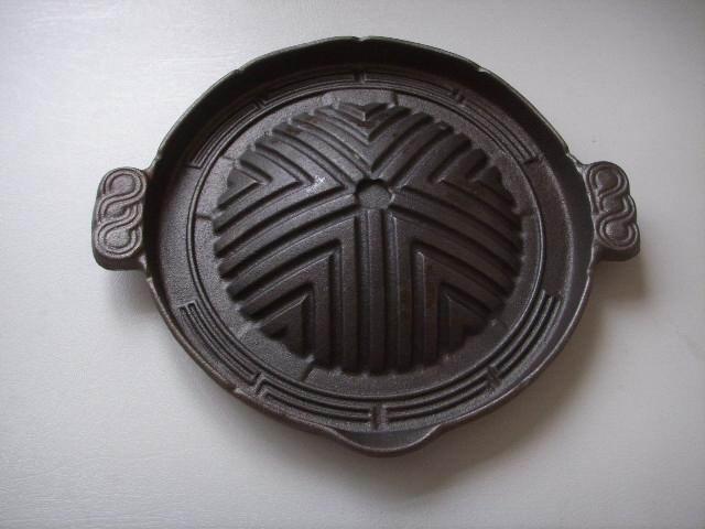 Cast Iron Pan And Roaster (Чугунные Пан и Жаровня)
