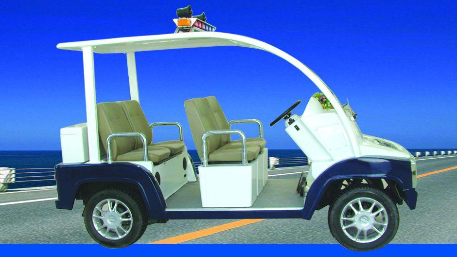 Electric Car (Электрический автомобиль)