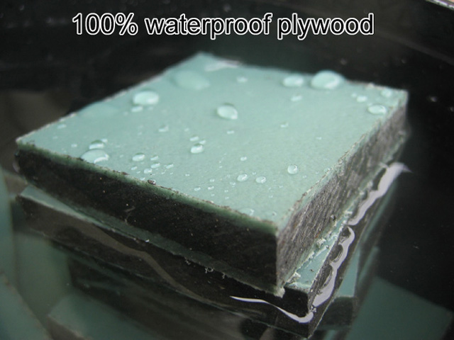 Plywood(100% Waterproof ) (Фанера (100% Waterproof))