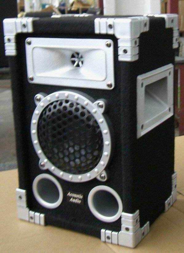 Dj Speaker Box (Dj Speaker Box)