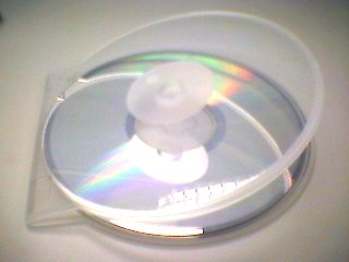 Clam-Shell CD Case (Clam-Shell CD Case)