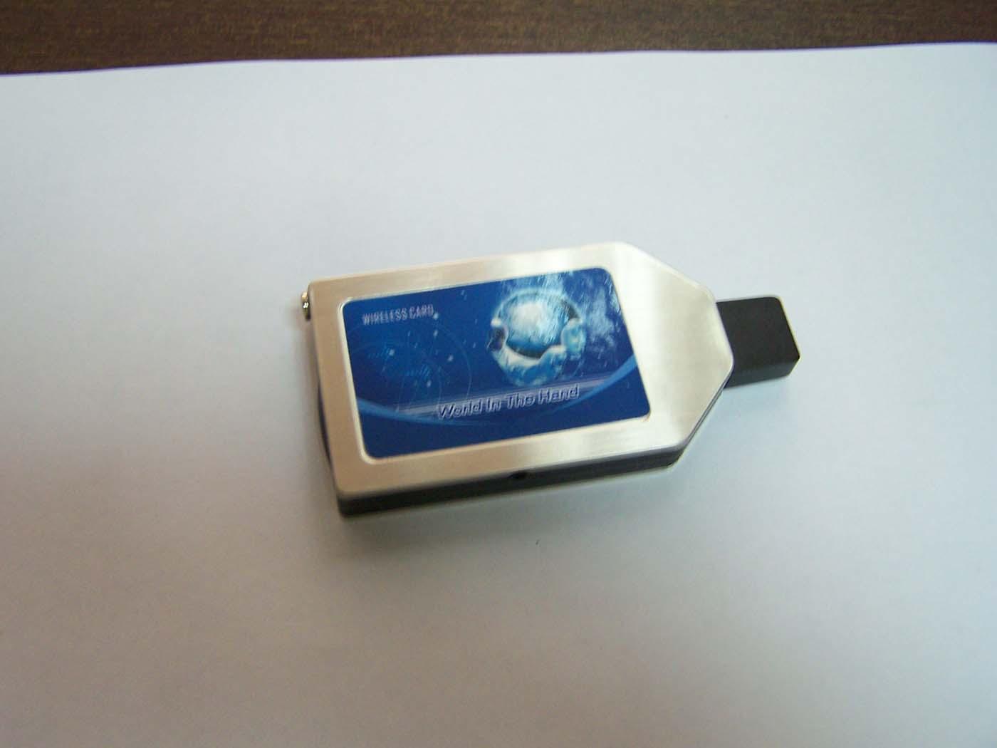 Pcmcia Gprs ( Cdma, Wcdma) Wireless Modem