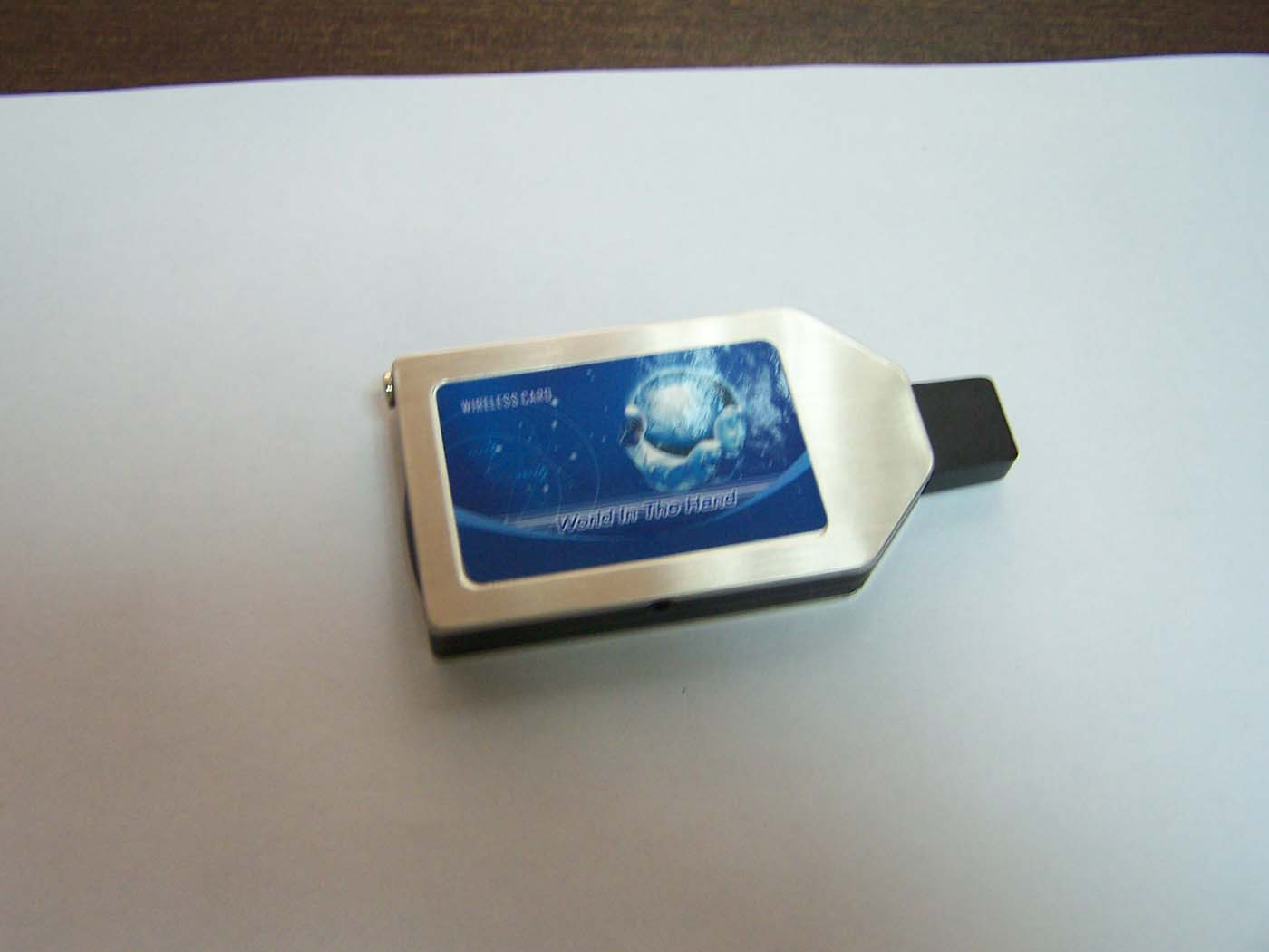 GPRS / EDGE / EVDO / UMTS USB & PCMCIA Wireless Internet Modem