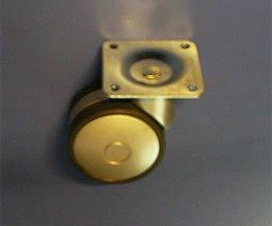 Ball Flickering Metal Wheel (Бал Мерцающий металл колес)