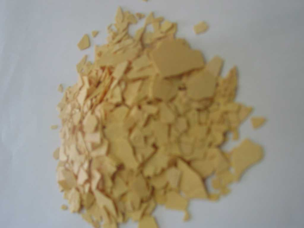 Sodium Sulphide Red And Yellow Flakes (Natriumsulfid Rot und Gelb Flakes)