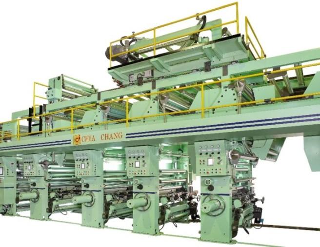 Electronic Line Shaft Rotogravure Printing Machine (Электронные линии валов глубокой печати печатная машина)