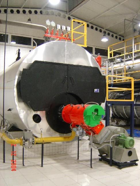 Industrial Boiler (Промышленные котлы)