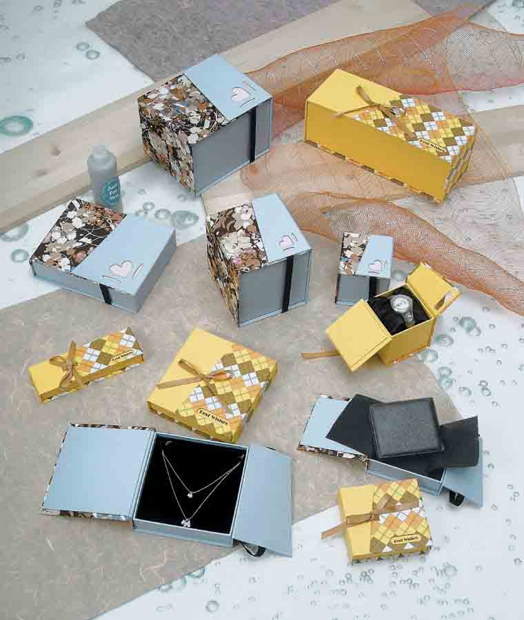 Watch & Jewel Gift Box (Смотреть & Jewel Gift Box)