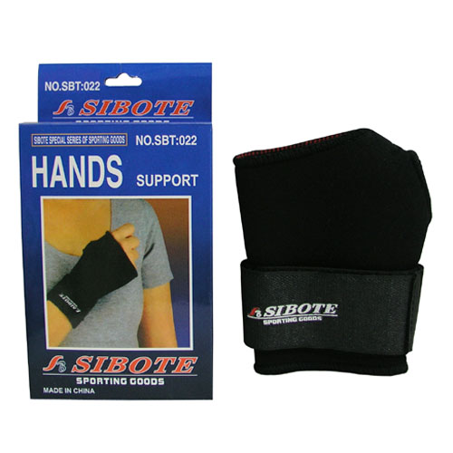 Neoprene Wrist Sport Supports And Sport Supporter (Неопрен наручные поддерживает спорт и спорт Supporter)