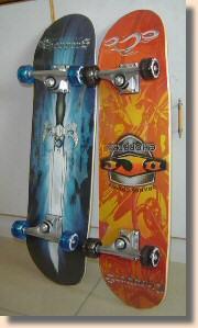 Stock Skateboards (Фондовый Скейтборды)