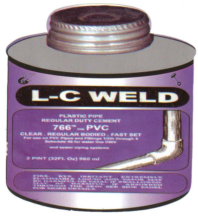 PVC Cement Adhesives (ПВХ Цементные клеи)