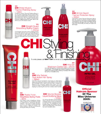 Farouk Chi Professional Salon And Retail Hair Care Products ( Farouk Chi Professional Salon And Retail Hair Care Products)