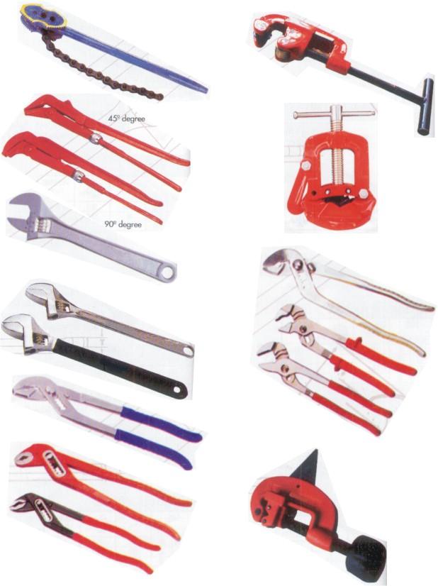 Plumber Tools (Слесарь-сантехник инструменты)