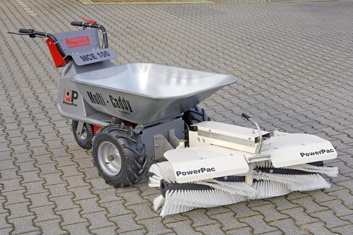 Multi-Caddy Electro Type MCE100 - Extension Rotary Sweeper (Multi-Caddy Electro типа MCE100 - Продление Ротари Sw per)