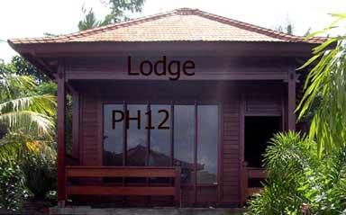Prefabricated Wooden House ( Prefabricated Wooden House)