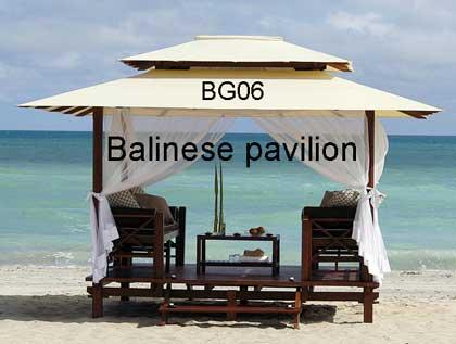 Balinese Pavilion ( Balinese Pavilion)