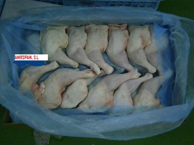 Chicken Leg Quarters (Cuisse de poulet Quartiers)